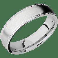 download 2 - Cobalt Chrome Angle Satin Finish Men's Ring
