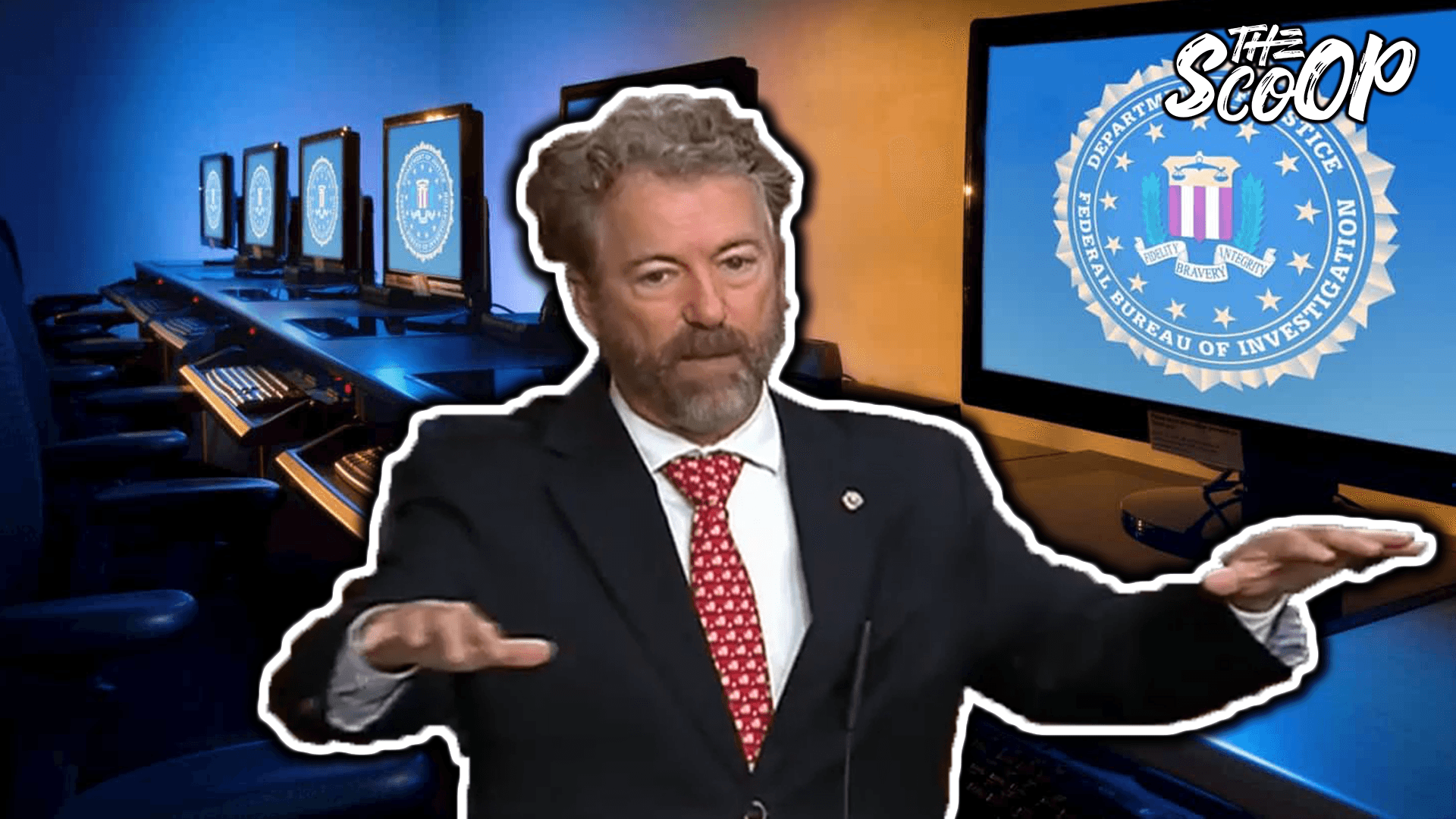 WATCH: Rand Paul SLAMS Bill Passed By Senate That Allows FBI To Keep Surveilling Your Internet Browsing History Without A Warrant