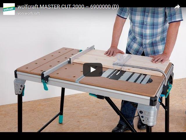 Kenny baut bau projekte f r jederman und frau - Wolfcraft master cut 2000 ...