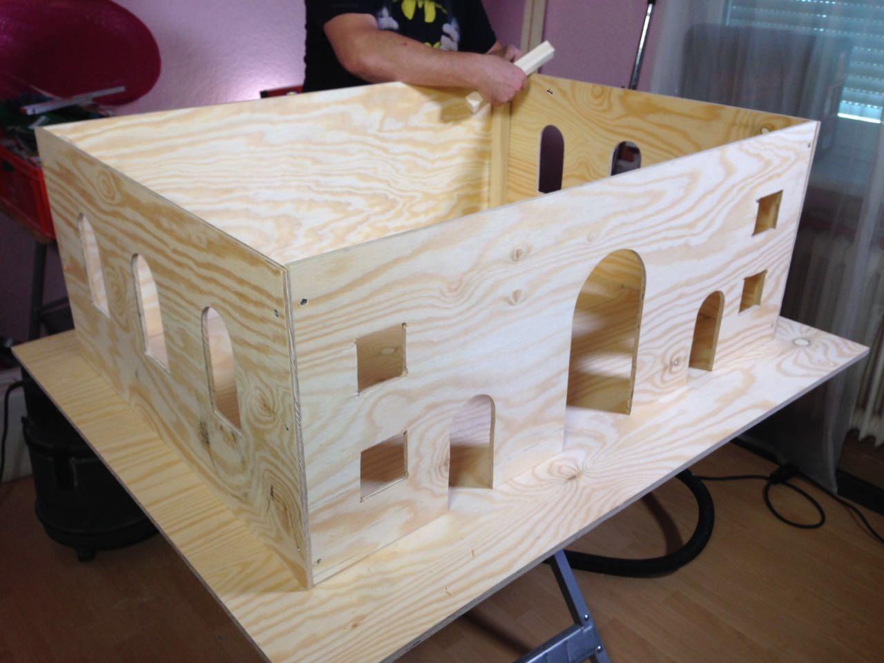 Reichstag - Vogelhaus selbst bauen - mit Kenny und Micha