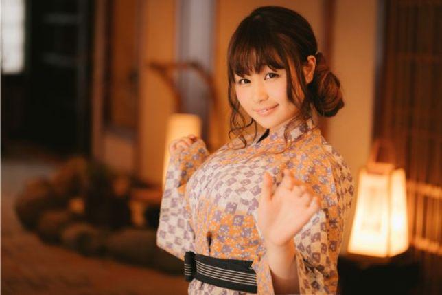 博多弁のかわいい女の子