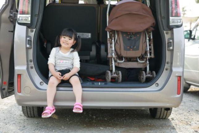 子供3人の車の選び方のポイント
