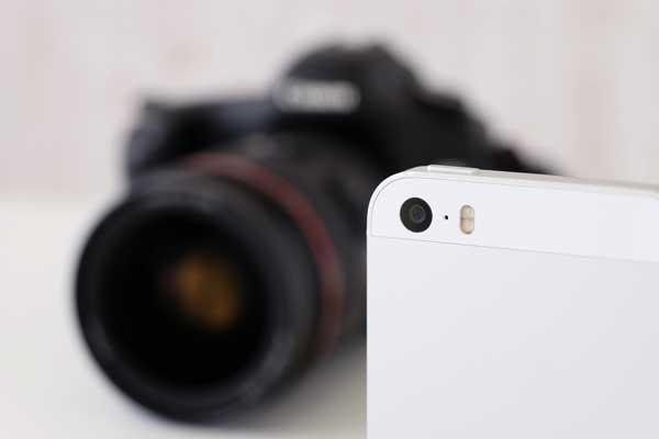 カメラ スマートフォン