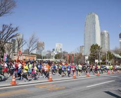 東京マラソン2020のルートや通行止めは?渋滞や迂回路もチェック!』