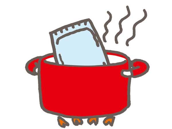 鍋 料理 湯煎