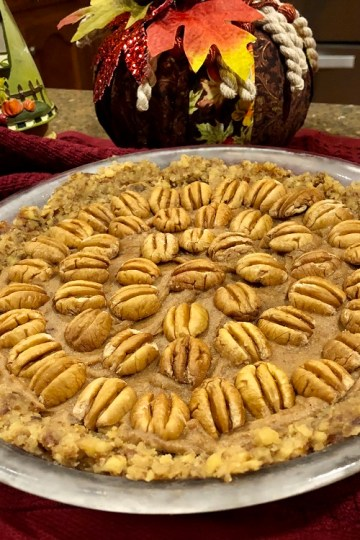 Raw Vegan Pecan Pie Thanksgiving Recipes