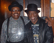 Me & Buddy Guy