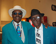 Me & Pinetop Perkins