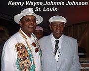Me & Johnnie Johnson