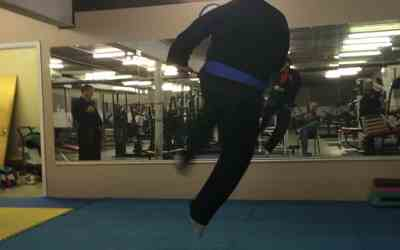 Hapkido Monster!