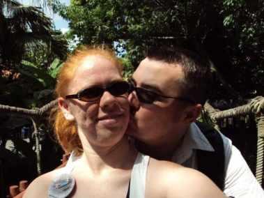 disney kiss