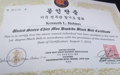 Black Belt Mania