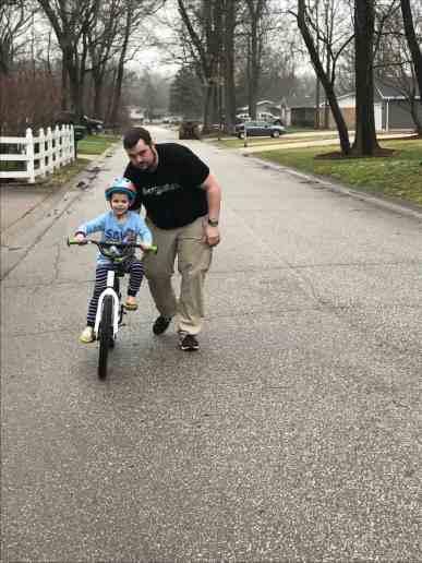 Bradley riding