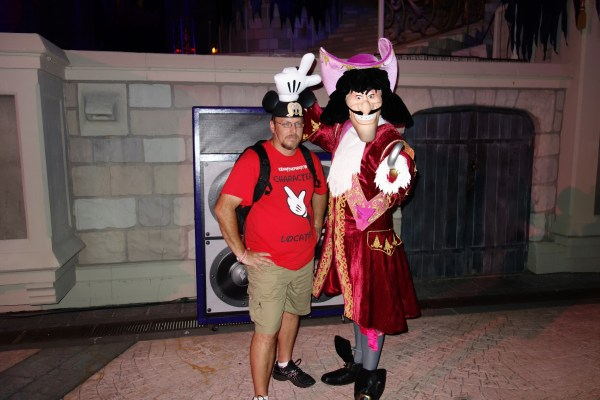 Capt. Hook And . Smee Kennythepirate' Unofficial