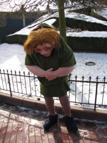 Worldwide Wednesdays Quasimodo Esmeralda Frollo And