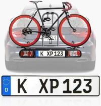 Kennzeichen fr Anhnger & Fahrradtrger bestellen