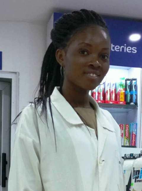 Ms Lydia Alorwu