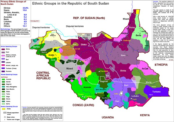 Khartoum An Africanist Perspective
