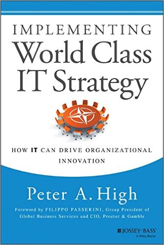 Implementing World Class IT Strategy Book Cover