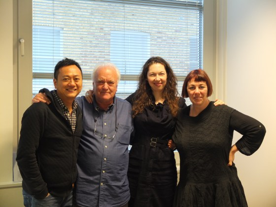 Ken Plummer says farewell to the new Editorial Team which took over the full management of the journal in January 2013.