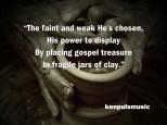 Fragile Jars of Clay