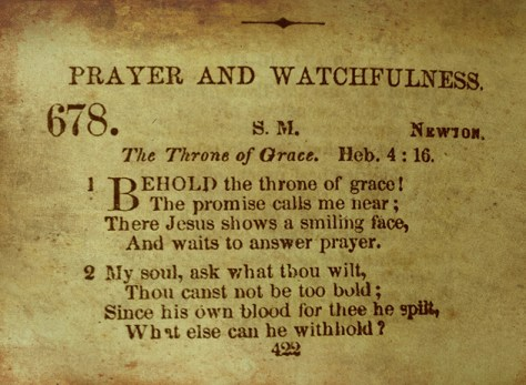 Prayer and Watchfulness