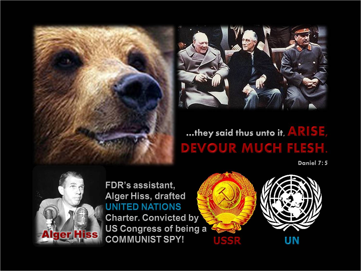 UN - Alger Hiss