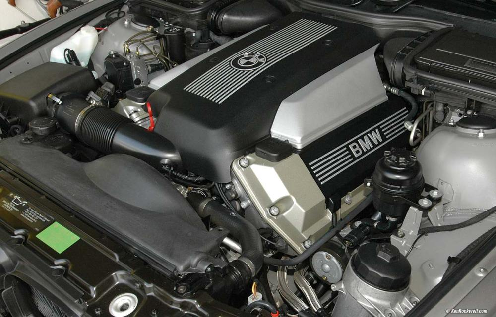 medium resolution of bmw 540 540i engine