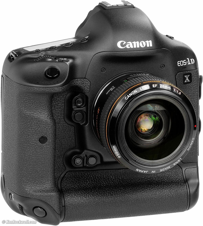 Canon 1D X Review