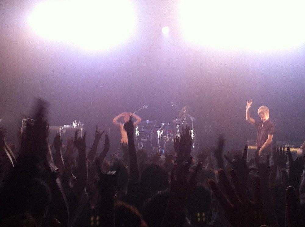 LIVE REPORT: ONE OK ROCK Start Walking the World Tour Live in Singapore (June 30, 2012) (4/6)