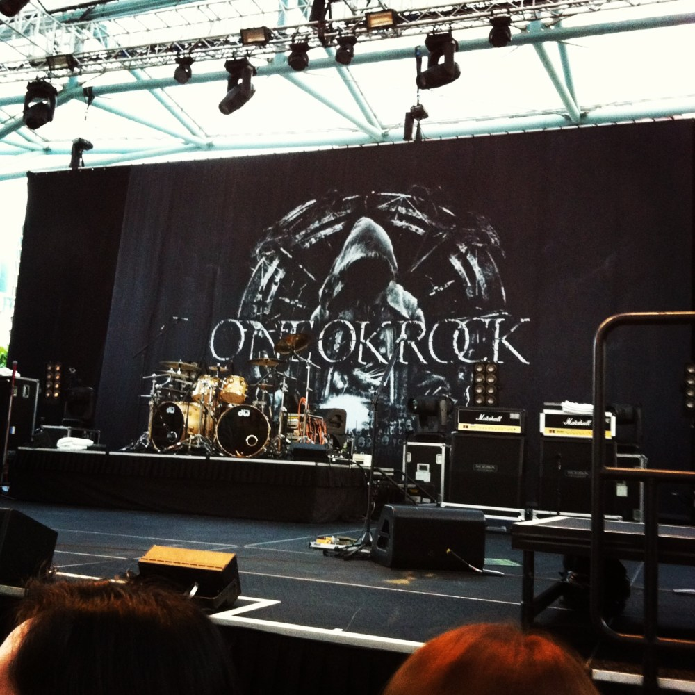LIVE REPORT: ONE OK ROCK