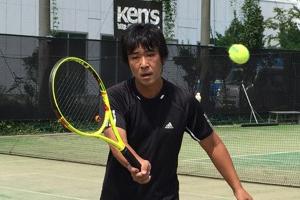 富田コーチプレー写真