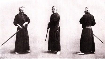 Takano Sasaburo's wakigamae