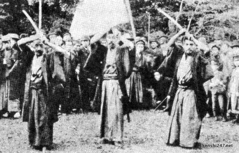 Naito Takaharu – kenshi 24/7