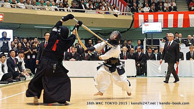 Korea vs Japan