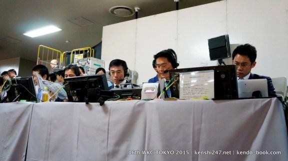 Eiga sensei doing NHK narration