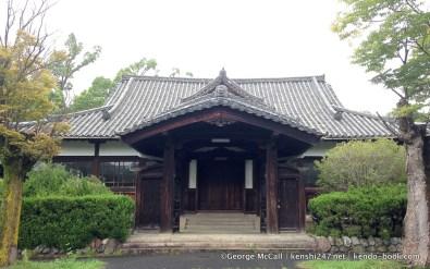 Nara Butokuden (front)