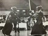 1970 WKC individual final: Toda vs Kobayashi (the winning tsuki)