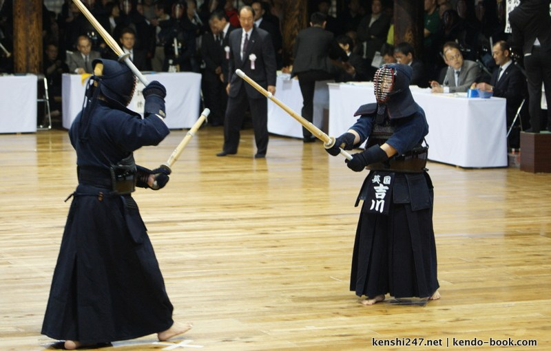 "<span class=""entry-title-primary"">Nito-ryu kendo – a brief discussion</span> <span class=""entry-subtitle"">二刀流について</span>"