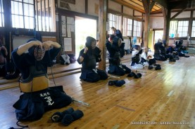 Eikenkai at Wakayama Butokuden
