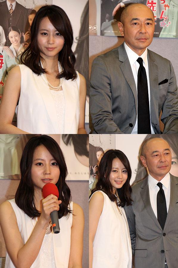 【日劇】堀北真希出席《小梅醫生》第一周拍攝完成試影會   劍心.回憶