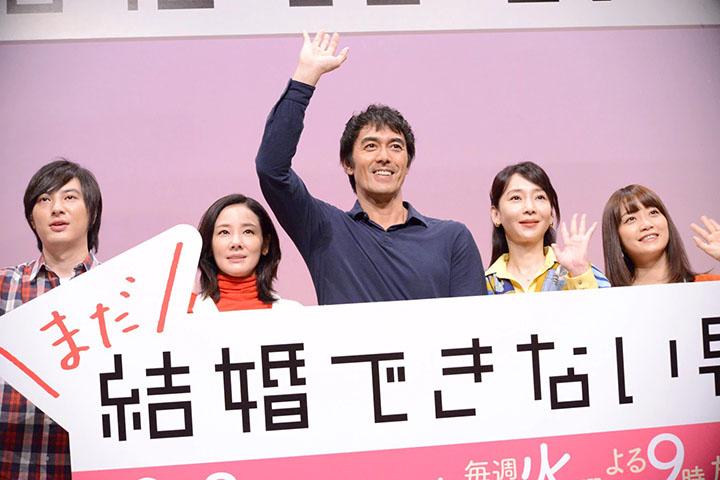 【日劇】《還不能結婚的男人》阿部寬說不覺得過了13年主角雖不變但仍然有趣 (片) | 劍心.回憶