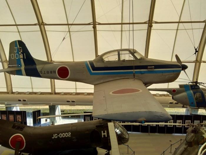 所沢航空発祥記念館 展示機