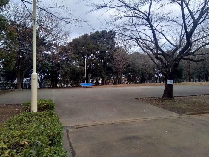 栄緑道広場