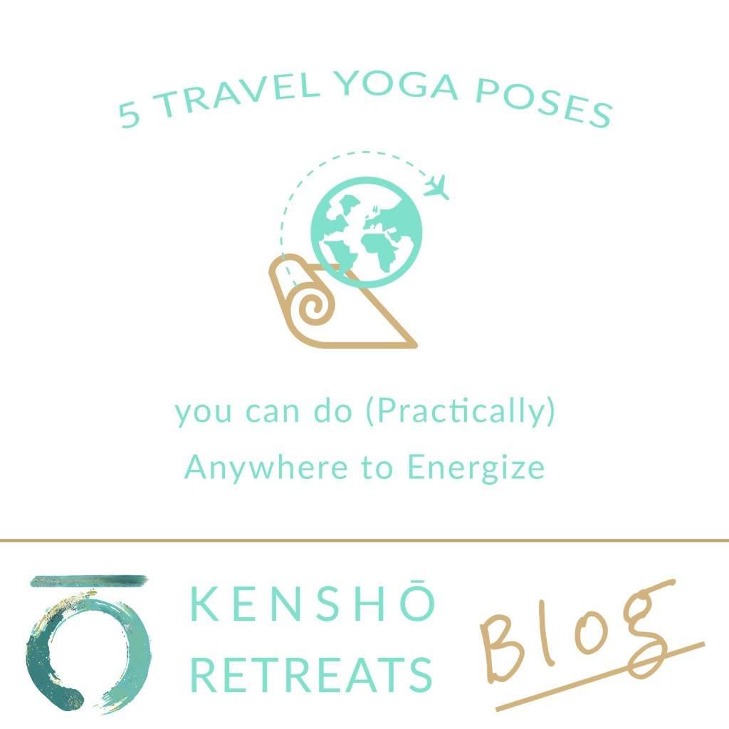 Travel Yoga Poses