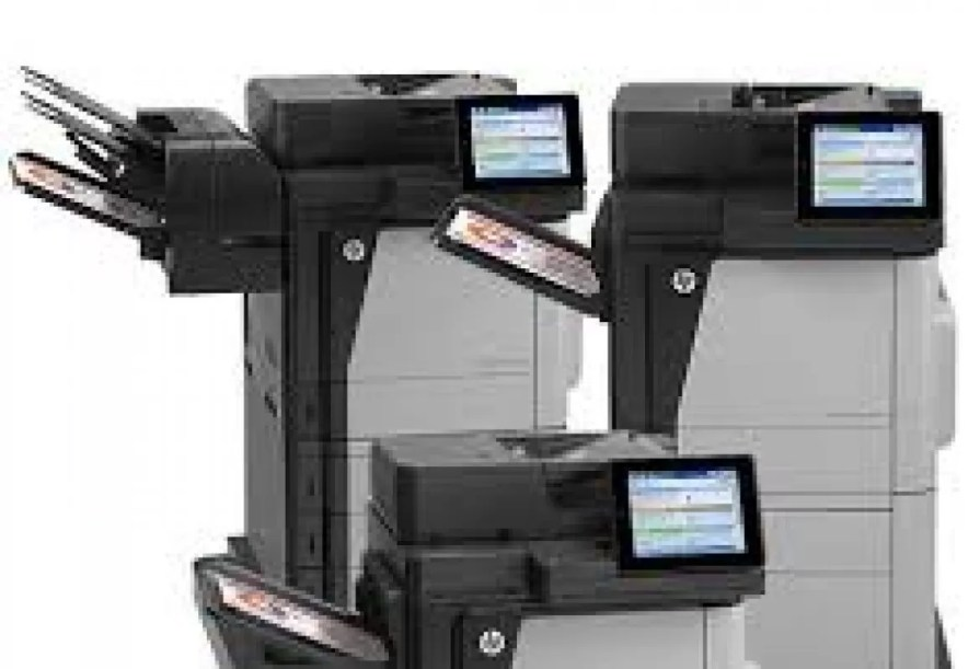 Fast On-Site Copier and Printer Services
