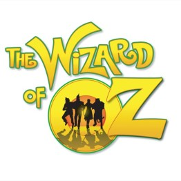 Wizard of Oz Logo White