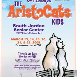 Aristocats - Show Poster