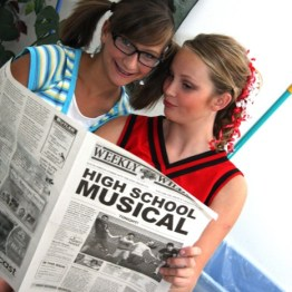 High School Musical - Backstage