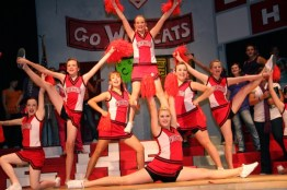 High School Musical - Cheerleaders